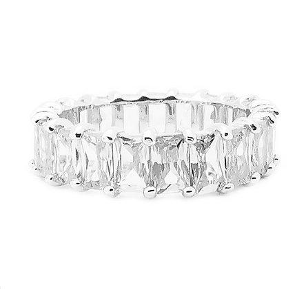 טבעת קריסטל יוקרתית