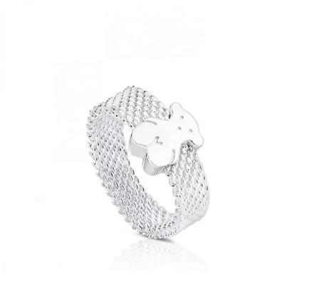 טבעת דובון רשת