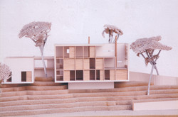CLIFF HOUSE model