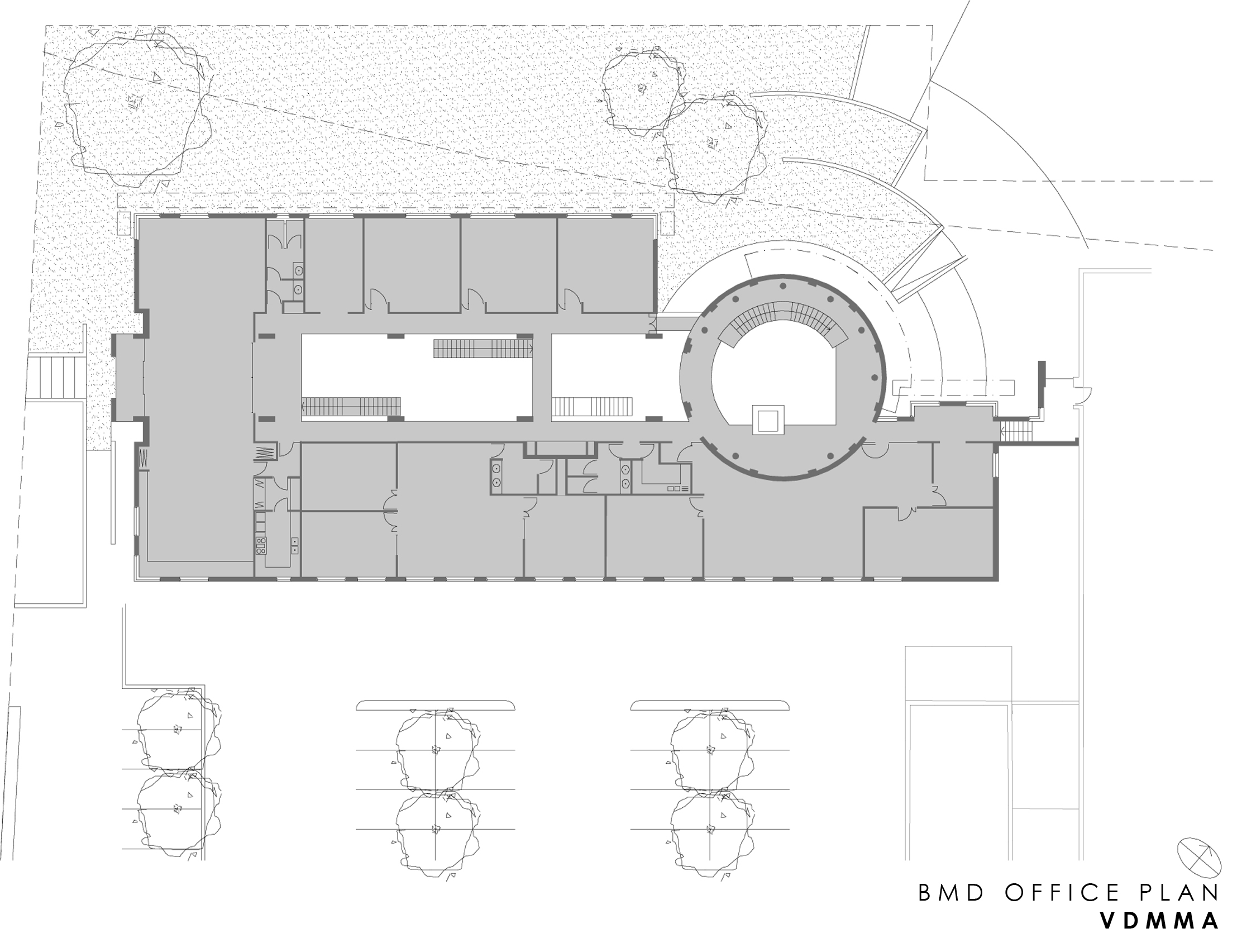 BMD OFFICE plan