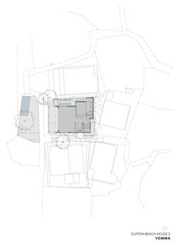 CLIFTON BEACH HOUSE 2 plan