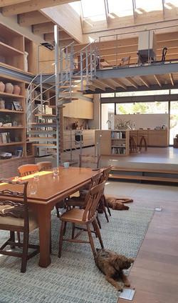 Farm House Interior