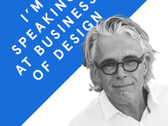 BUSINESS OF DESIGN CONFERENCE 2017