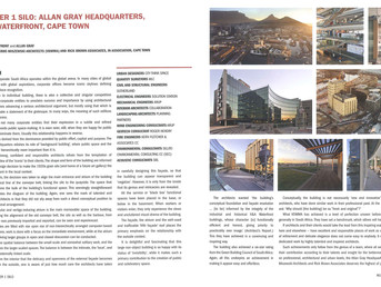 VDMMA AWARDED SAIA AWARD FOR EXCELLENCE FOR No. 1 SILO