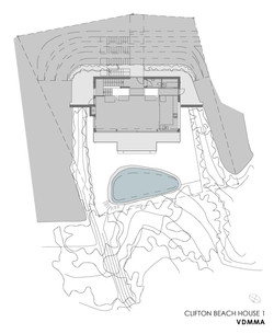 CLIFTON BEACH HOUSE 1 plan