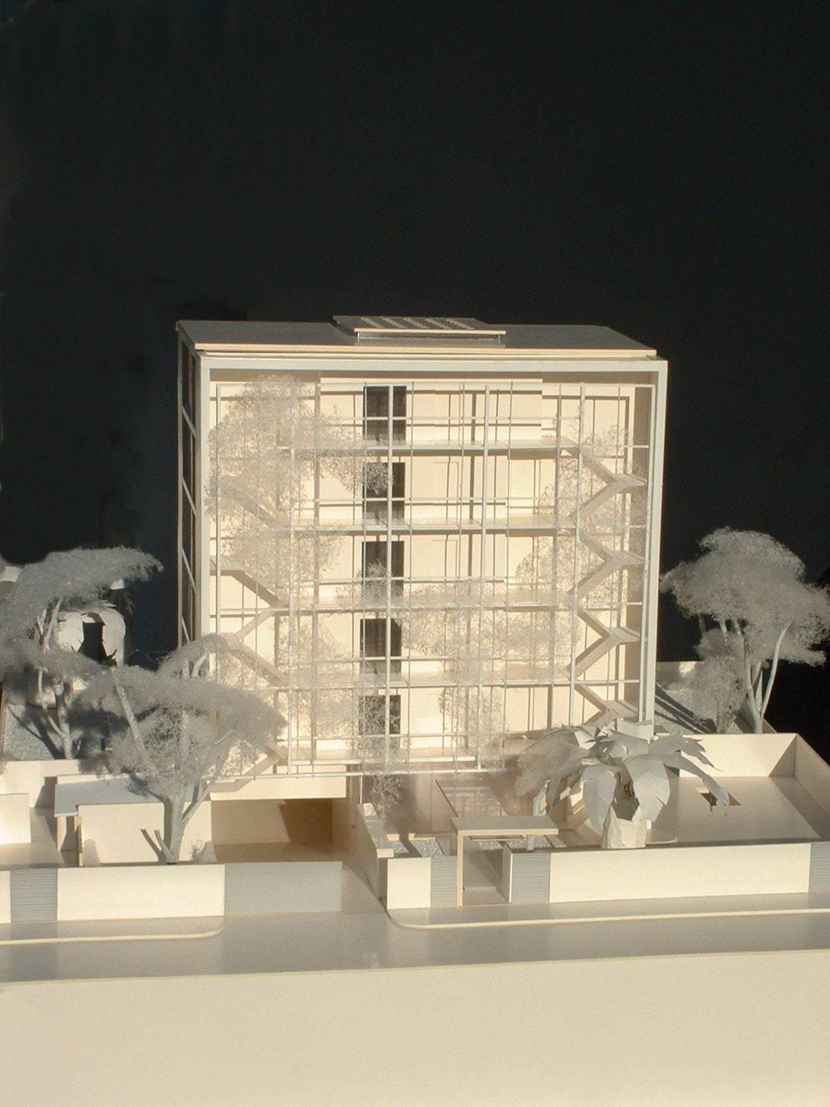 LIGHT HOUSE model