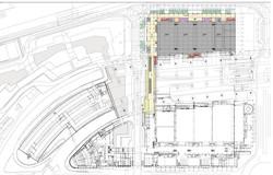 CTICC NORTH EXTENSION plan