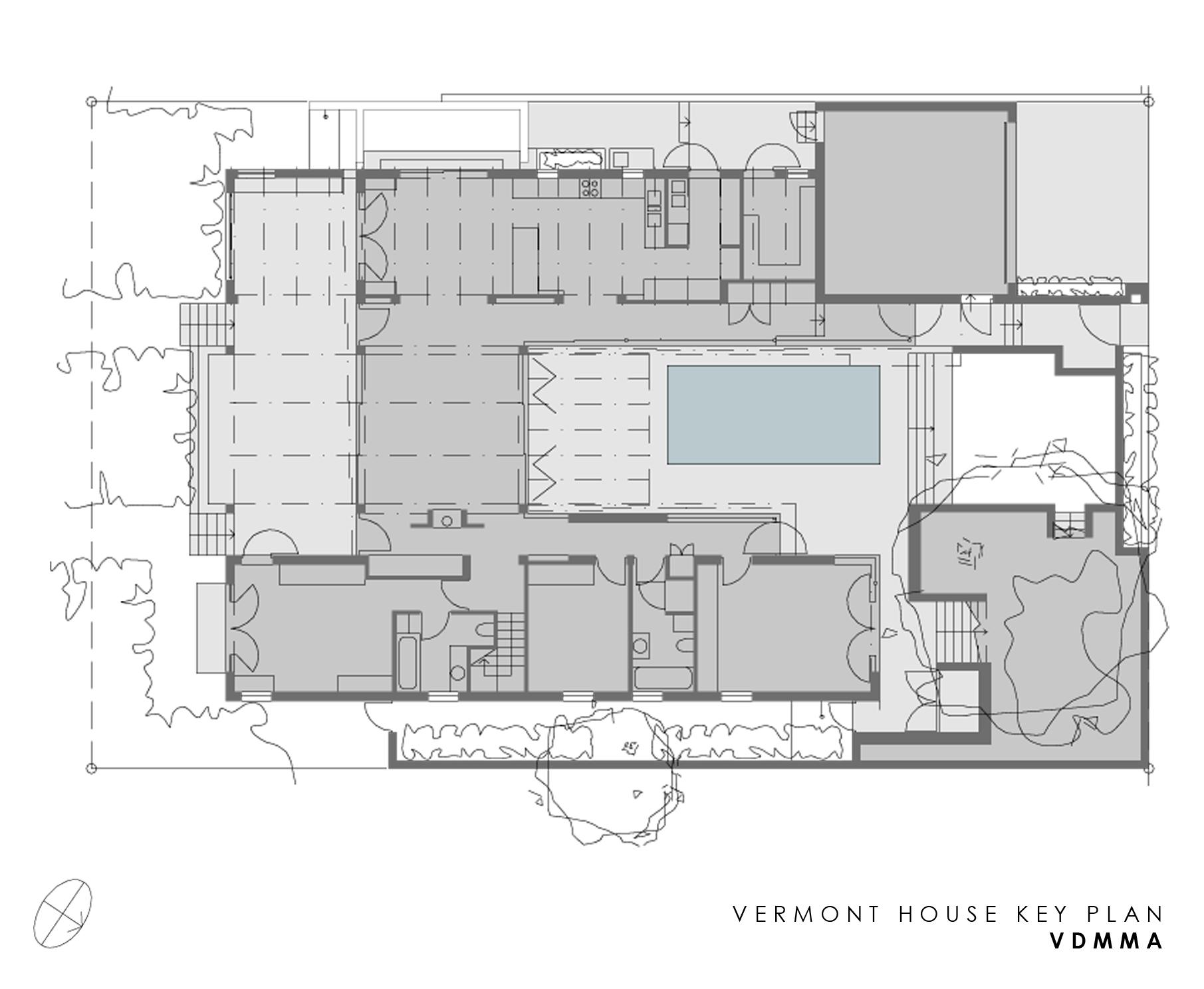 VERMONT HOUSE plan