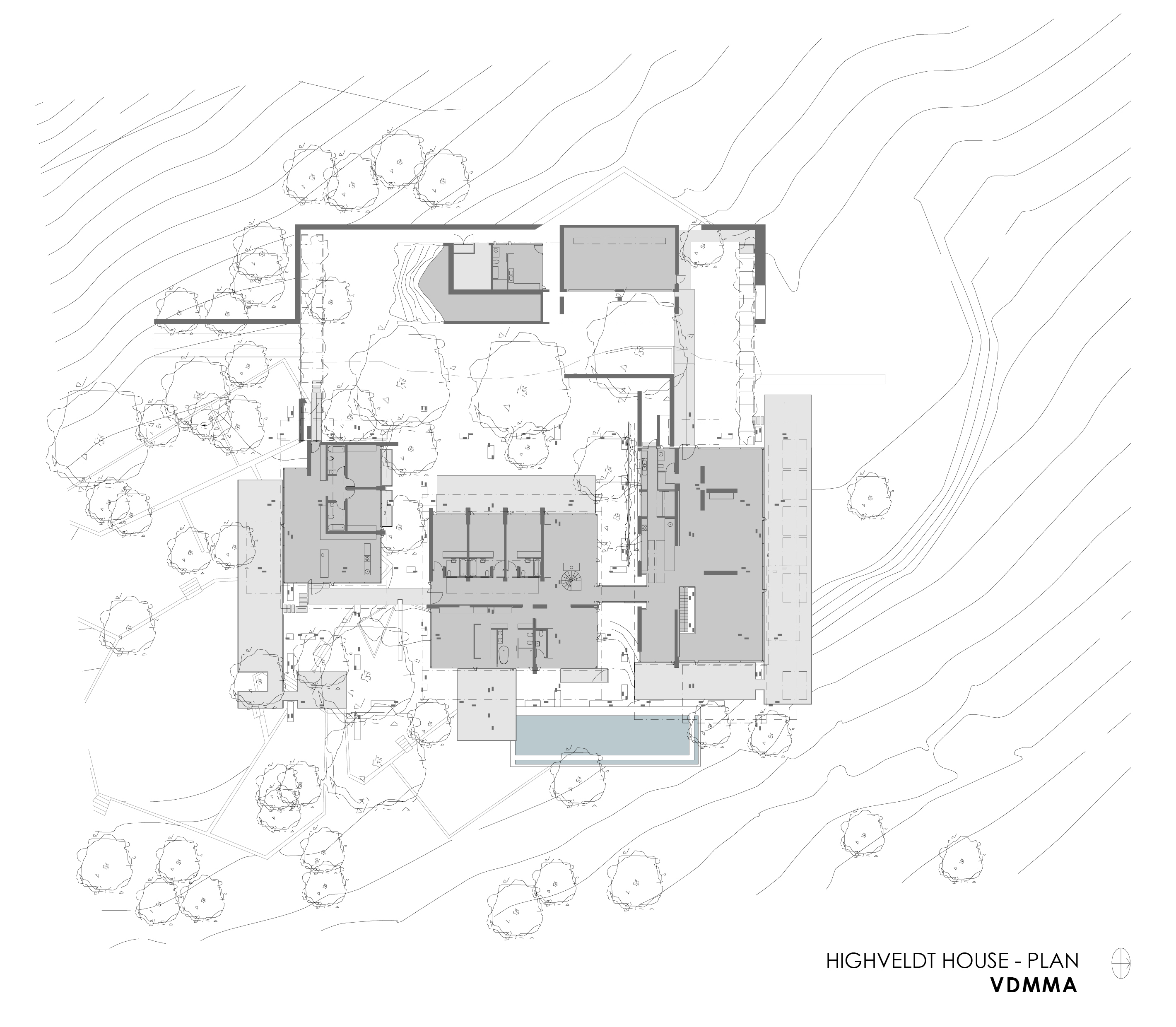 HIGHVELDT HOUSE plan