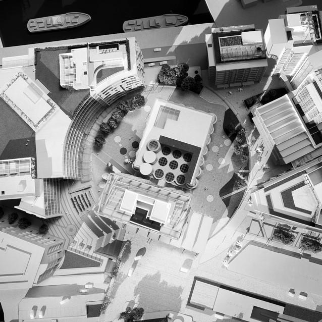Silo Precinct Master Plan Model