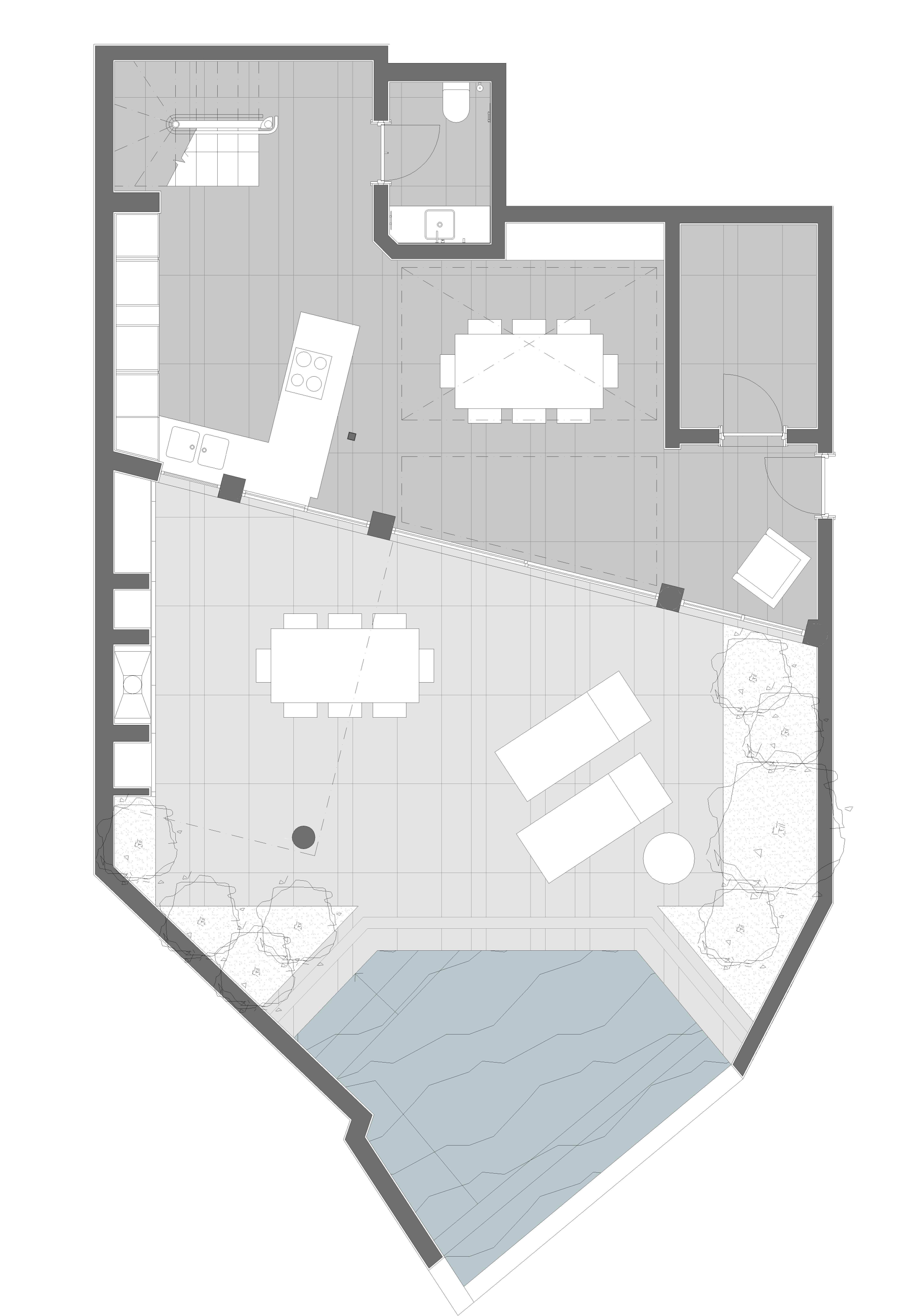 VICTORIA ROAD APARTMENT plan