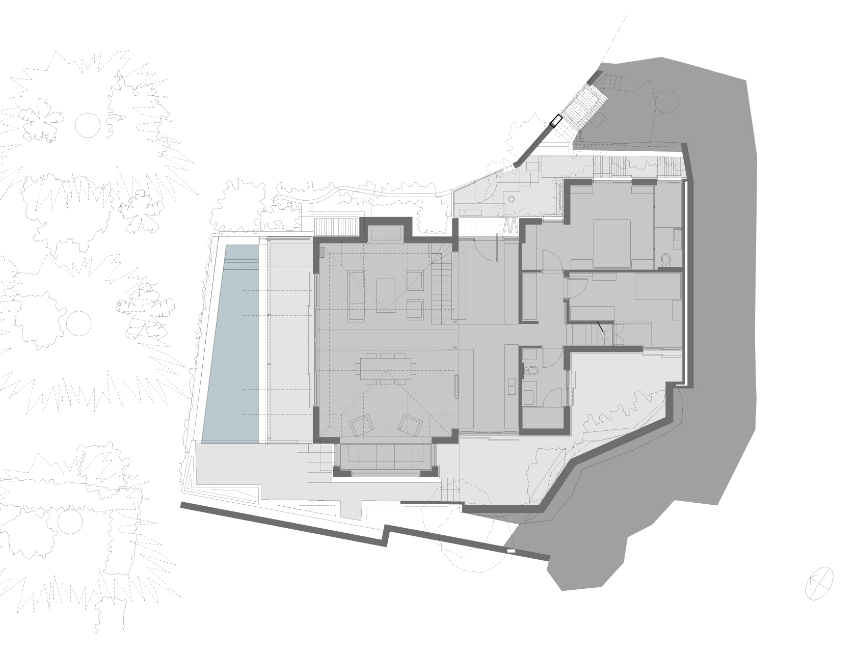 CLIFTON BEACH HOUSE 3 plan