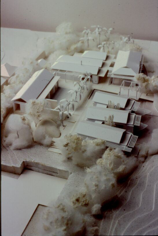 HARBOUR HOUSE model