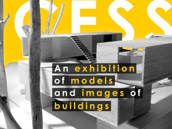 P R O C E S S   | VDMMA EXHIBITION : Models and Images of Buildings | Cape Institute for the Archite