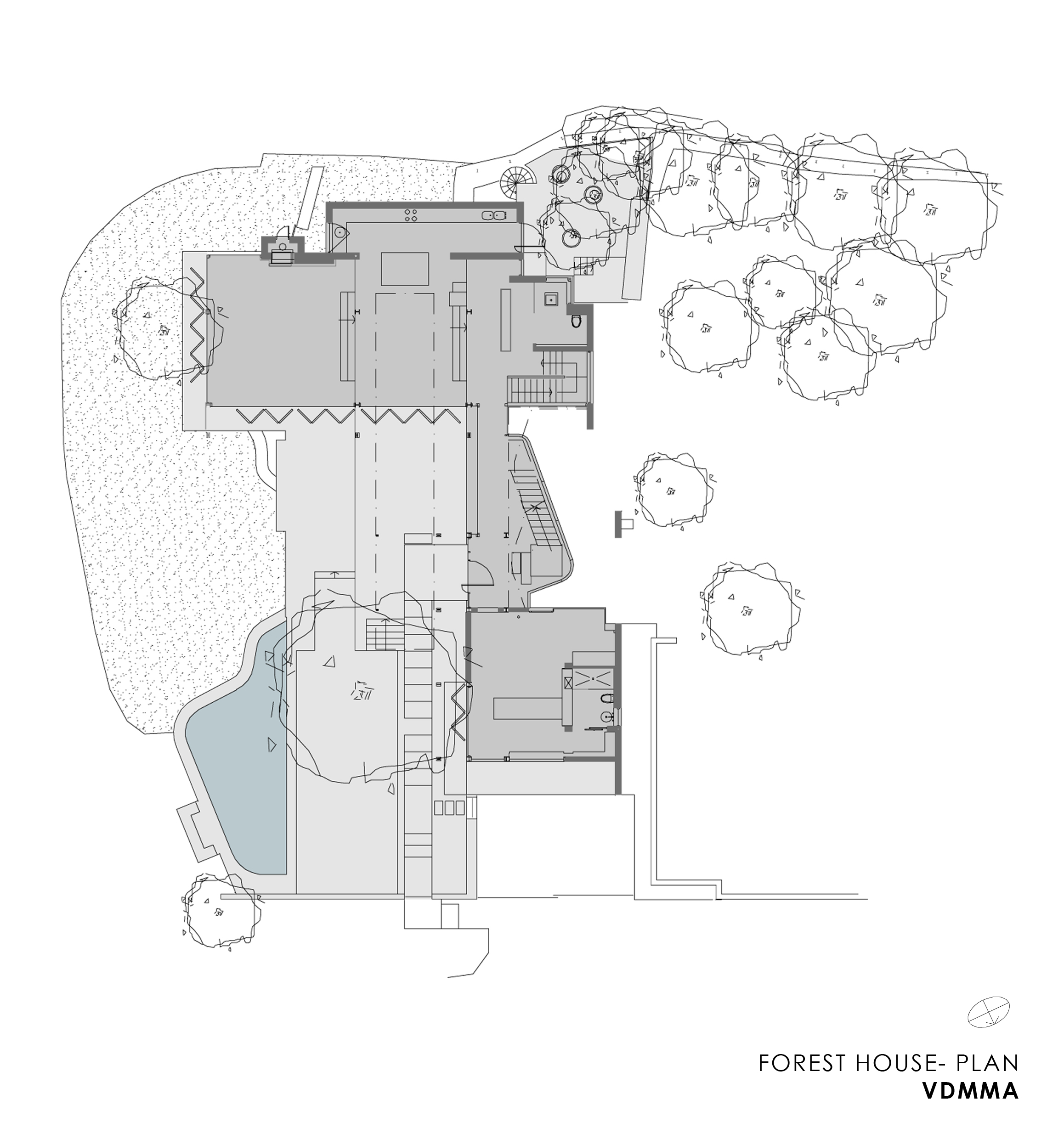 FOREST HOUSE plan