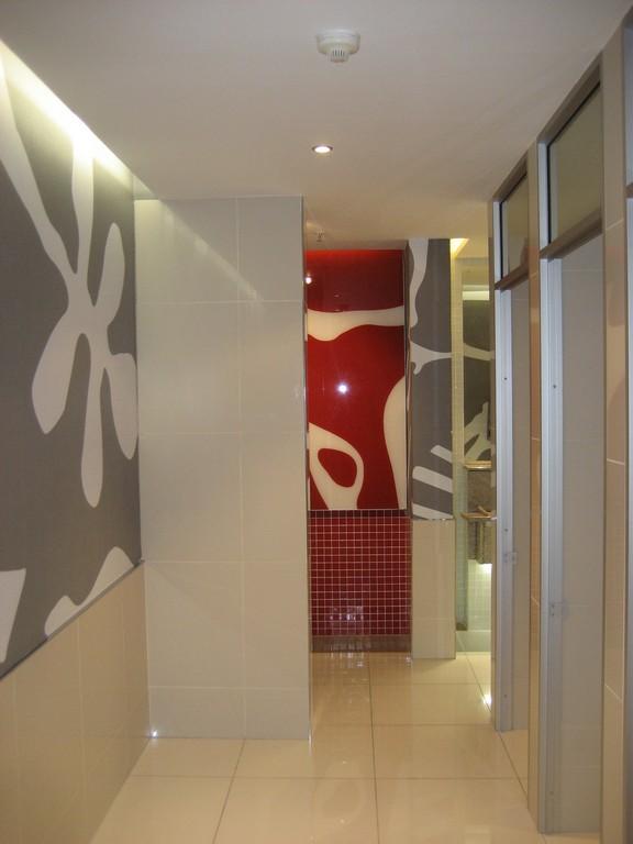 CTICC BATHROOMS