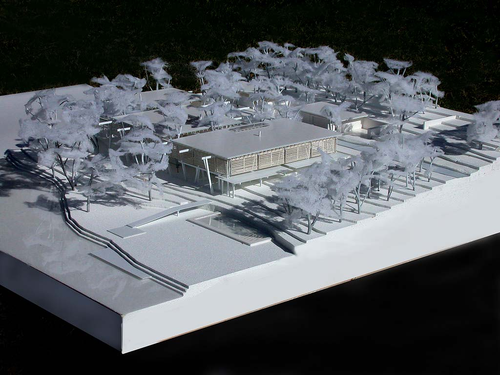 HIGHVELDT HOUSE model