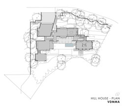 HILL HOUSE plan