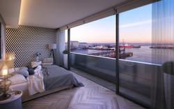 No 3 Silo Bedroom Interior