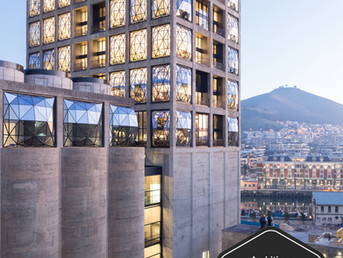 ARCHITIZER A+ AWARD WINNER | ZEITZ MOCAA