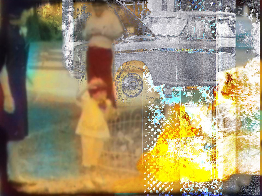 Patzer6,Monk,DigitalPrintLightbox,18x24,