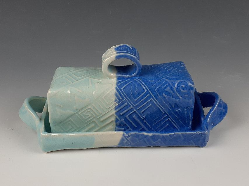 Sirko6,Butter dish, 9x4x4, 2020, $35.jpg