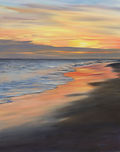Alessi 6_Cape May Sunset, oil on canvas,