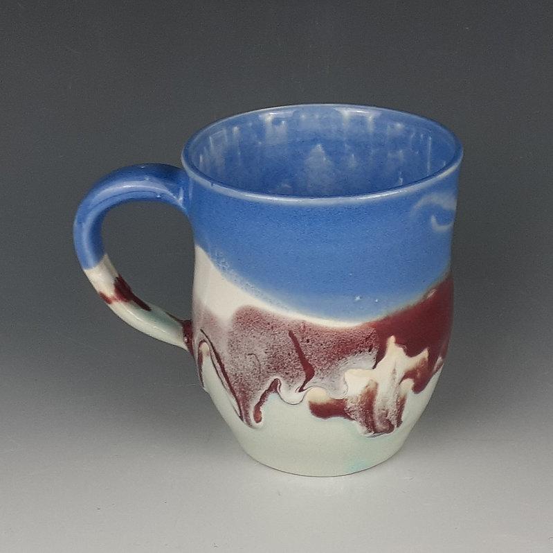 Sirko2, Mug,     Porcelain,  4x3,  2020,