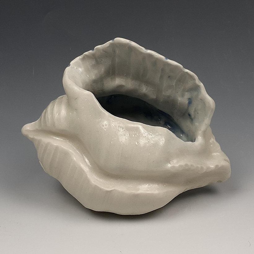 Sirko10, Ikebana, Porcelain, 7x5 2020, $