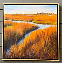 NEW 2 Breakell Wetlands 24x24 oil on can