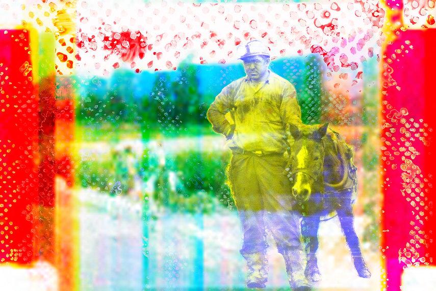 Patzer4_Miner,DigitalPrintLightbox,18x24