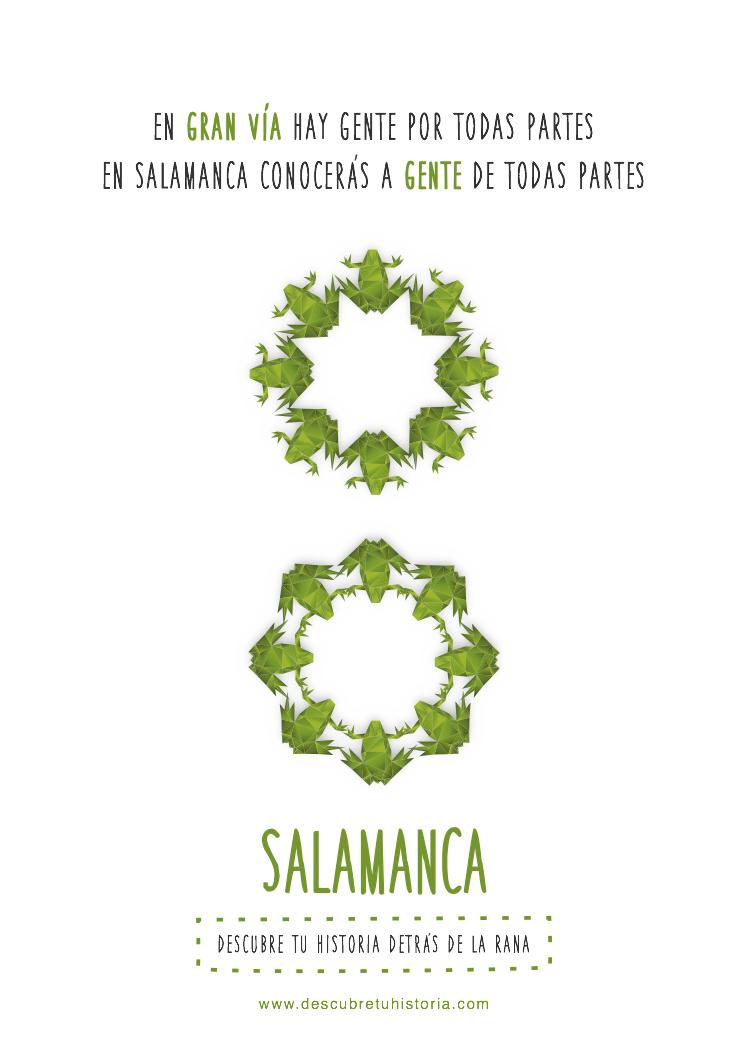 gráfica Salamanca: hay gente y gente