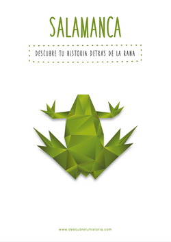 Campaña gráfica Turismo Salamanca