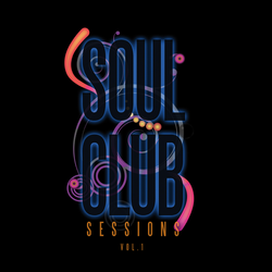 Cd cover Soul club sessions