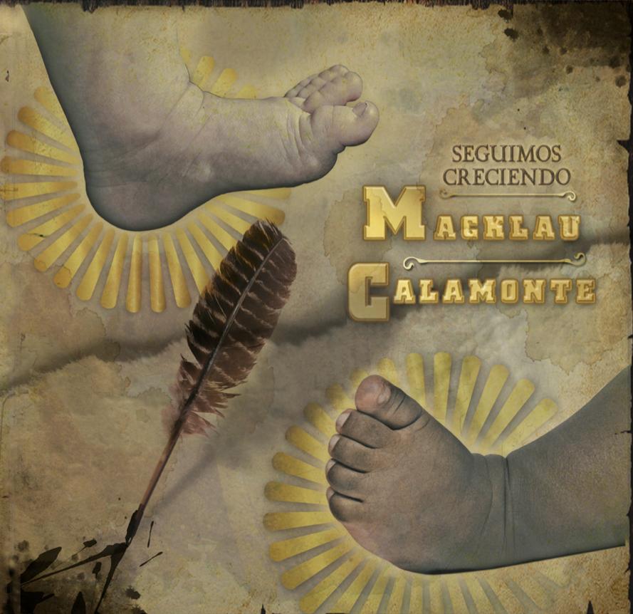 "CD cover ""Seguimos creciendo"""