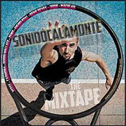 "Cd cover ""Sonidocalamonte"""