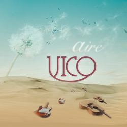 CD cover Vico (aire)
