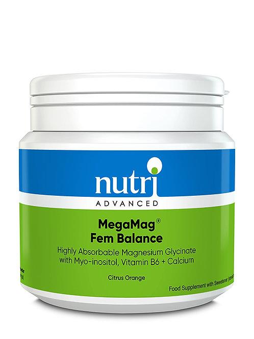 MegaMag® Fem Balance - Citrus Orange