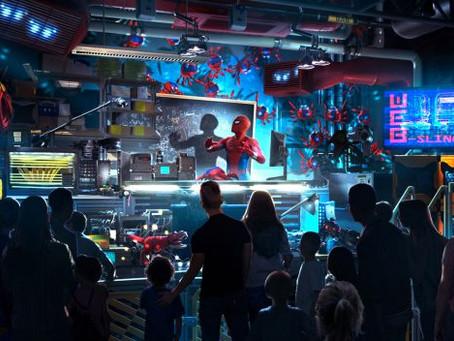 Disney lançará área temática dos Vingadores (Avengers)