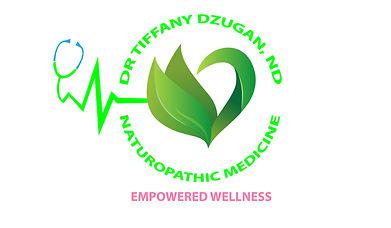 Dr. Tiffany Dzugan, ND Empowered Wellness