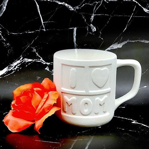 I <3 Mom Mug