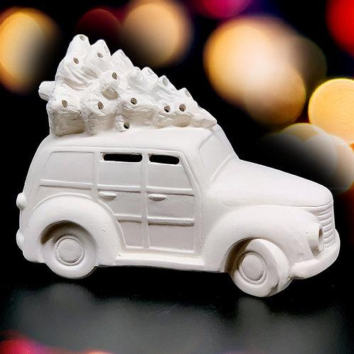 Woody Wagon w/ Light Kit