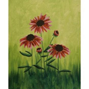 Field Flowers Canvas