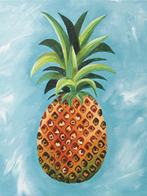 Pineapple Canvas