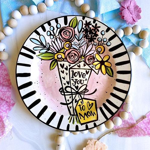 Flowers for Mom Platter