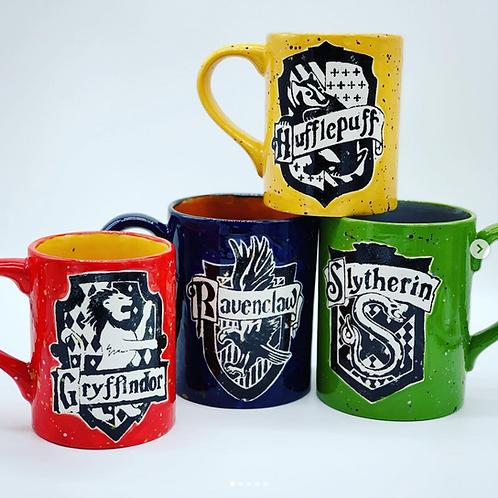 Harry Potter Hogwarts House Mug