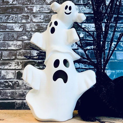 Ghost Pile Lantern