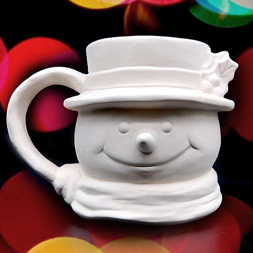 Vintage Frosty Mug