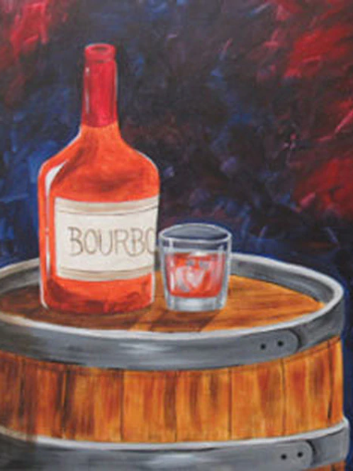 Bourbon Canvas