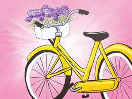 Pedal Power Canvas